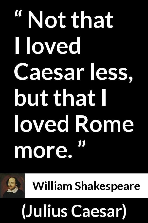 Famous Quotes From Julius Caesar By William Shakespeare Nemetas