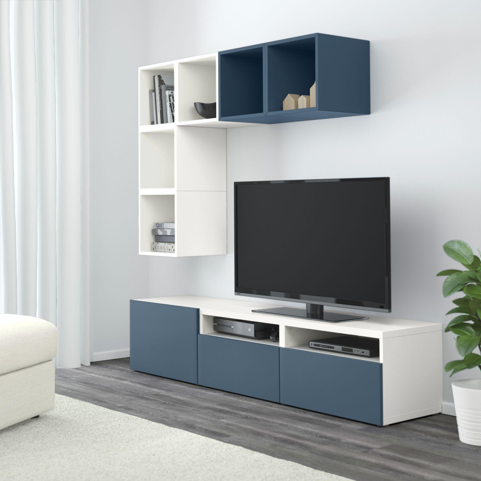 BESTÅ tv-meubel | IKEA IKEAnl IKEAnederland opbergen woonkamer ...