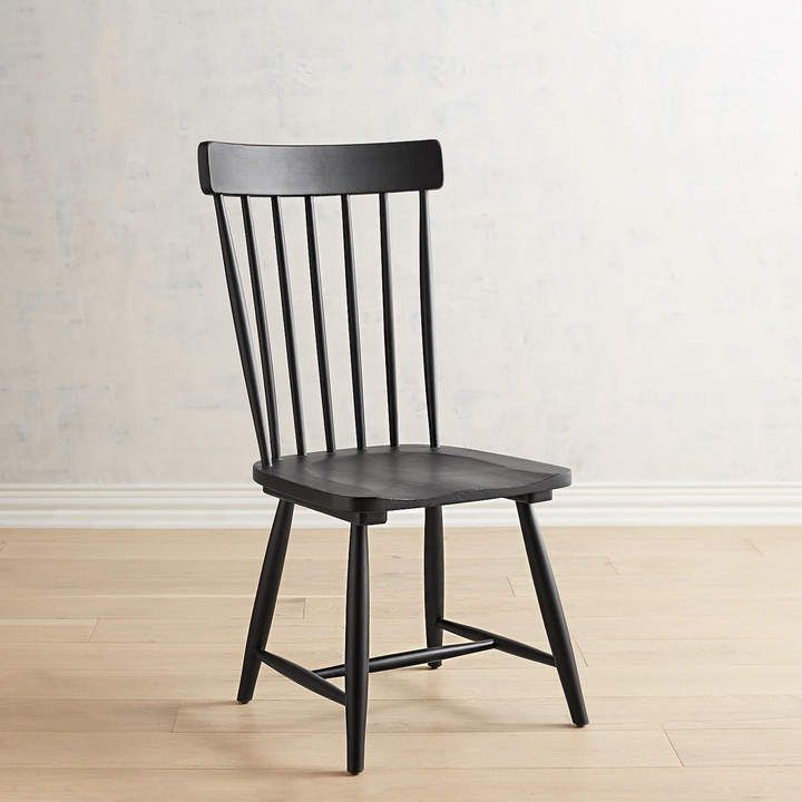 Strange Pier 1 Imports Magnolia Home White Spindle Back Chair Pdpeps Interior Chair Design Pdpepsorg