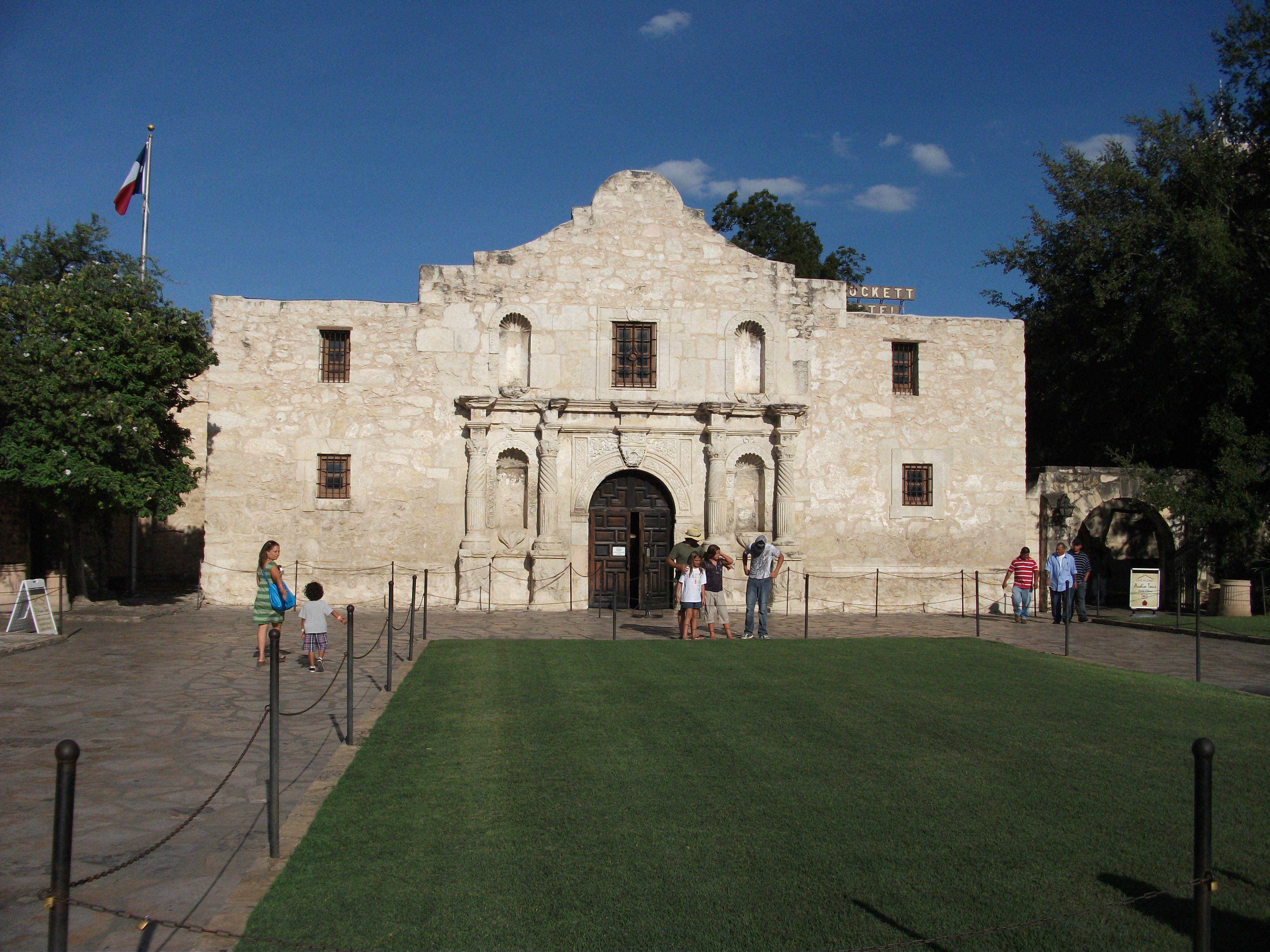 The Name The Alamo Comes From La Segunda Compa 241 237 A