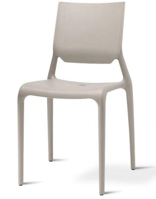 Chaise Moderne En Plastique Pour Bar Restaurant Sledge 待优化