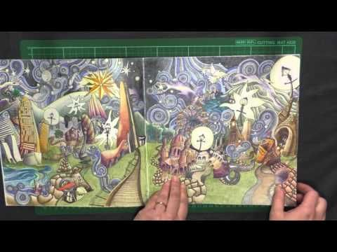 Colouring Book Review Artist Books