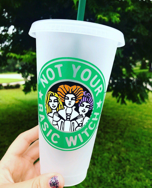 Hocus Pocus Starbucks Cup Personalized Hot Cup Hocus Pocus Cup Hocus Pocus Hot Cup Hocus Pocus Inspired Hocus Pocus Cup