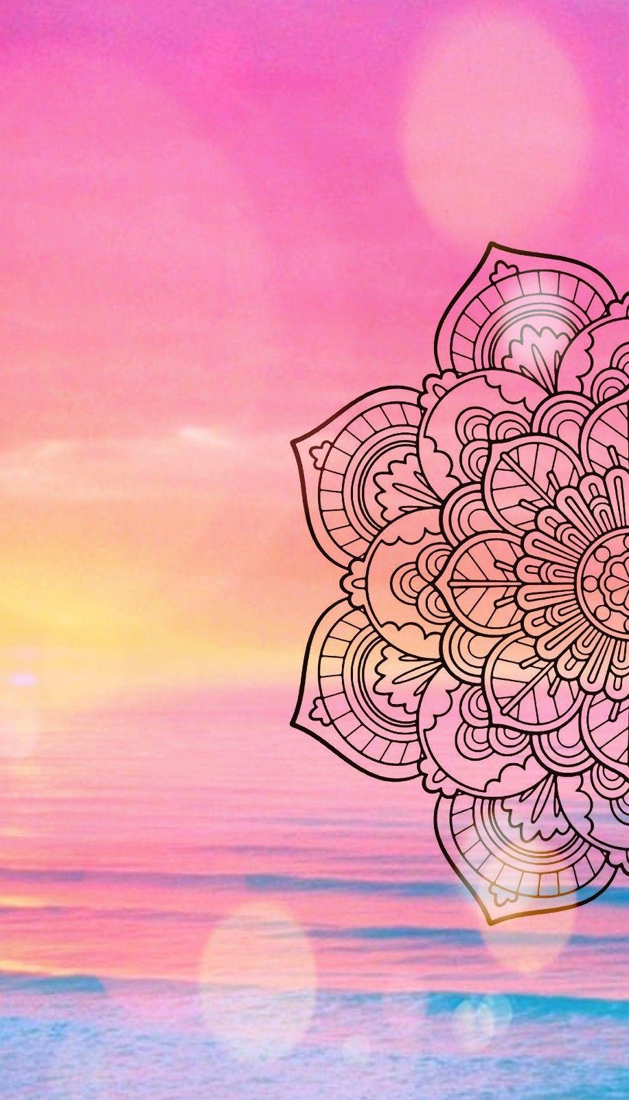 Colourful Mandala Mandala Fondo De Pantalla Fondo De Pantalla Colorido Fondos De Pantalla Tumblr