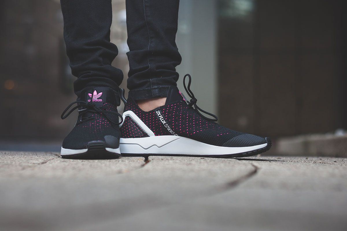 efafabe89adc8 adidas Goes Pretty Pink on the ZX Flux Adv Asym