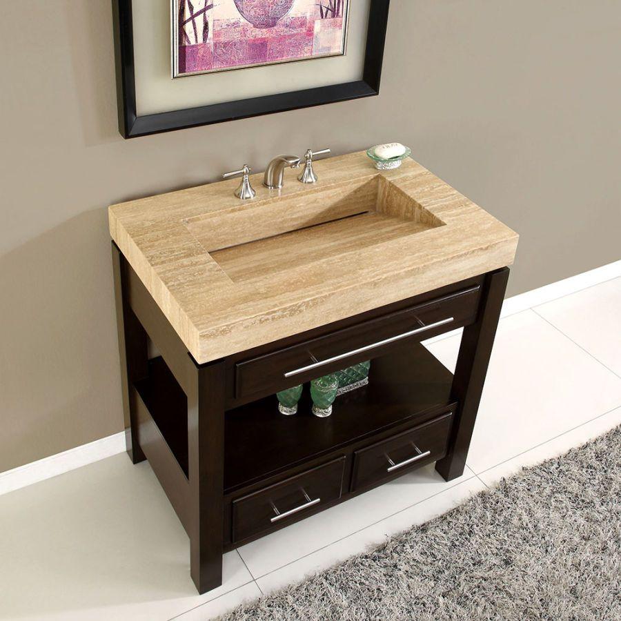 Discount Bathroom Vanities Atlanta Ga Your Home Styles Travertine Cabinet Modern