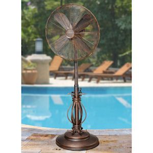Outdoor Prestigious Floor Fan Happy Holidayware Outdoor Fan Floor Fan Outdoor Standing Fans