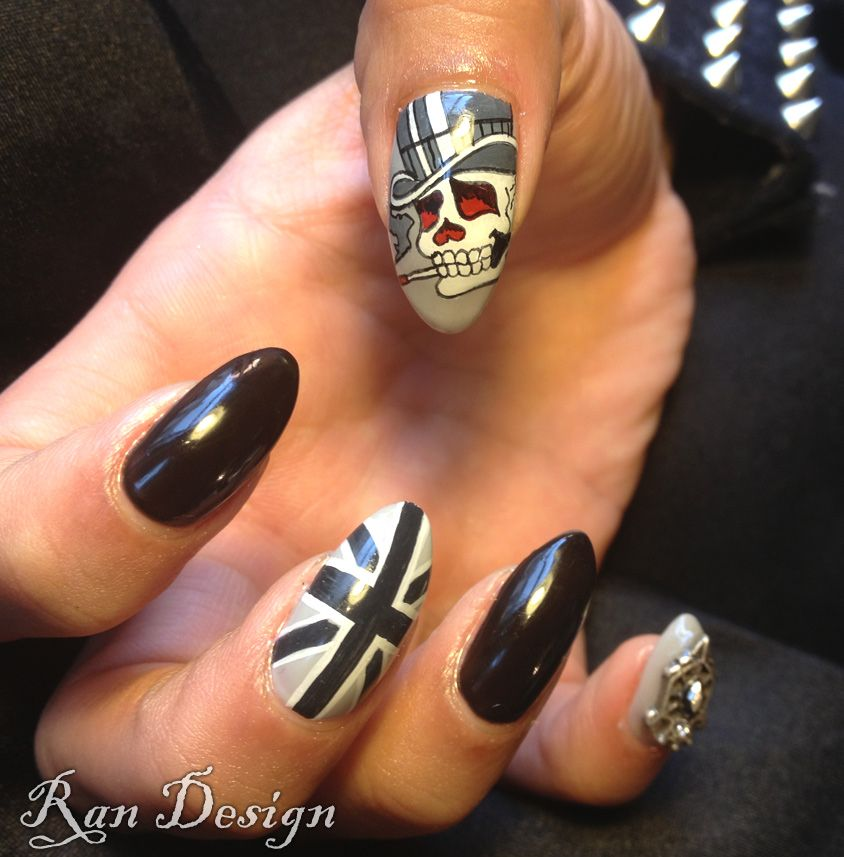 Freestyle nails for the masses Nails, Nail art, Beauty art