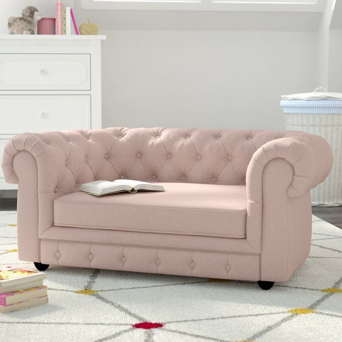 Rosie Kids Sofa Kids Sofa Girls Room Sofa Small Couch In Bedroom