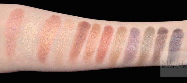 Lip Palette - Muse Nudes by Viseart #14
