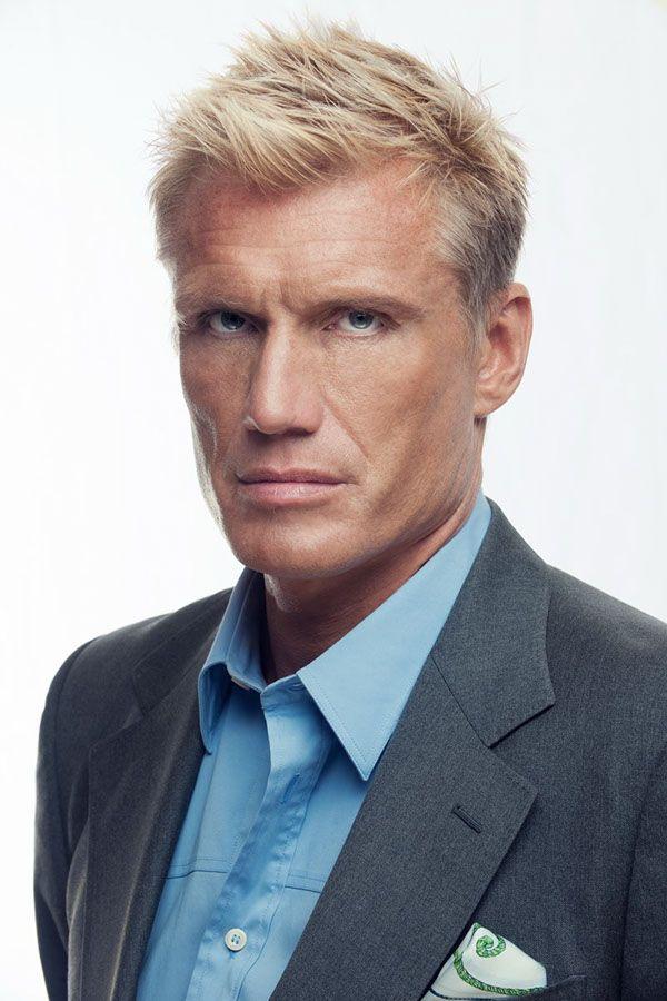 Dolph Lundgren - actor...