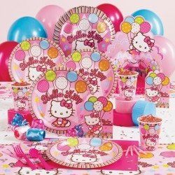 Hello Kitty Themed Baby Shower