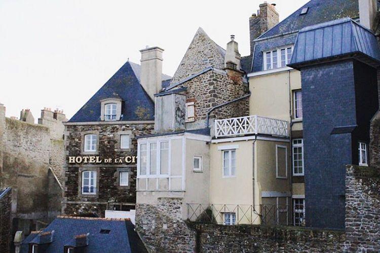 Saint-Malo, Bretagne, France | @alaskatie on Instagram