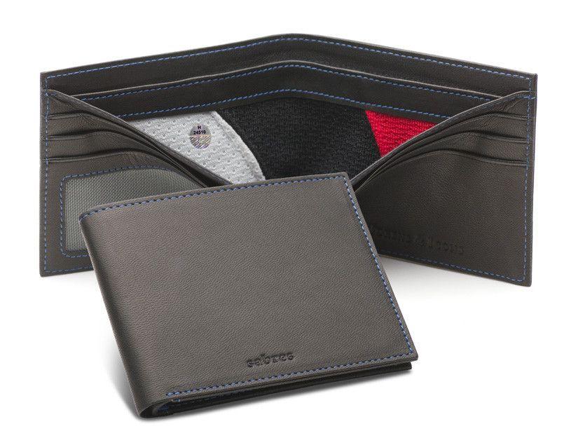 Buffalo Sabres Game Used Uniform Wallet
