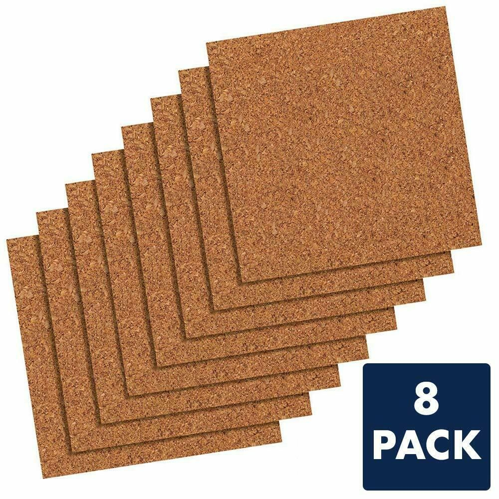 Quartet Cork Tiles Cork Board 12 X 12 Corkboard Wall Bulletin Boards Natu Fashion Home Garden Homedcor Messageboa Cork Board Wall Cork Tiles Cork Panels