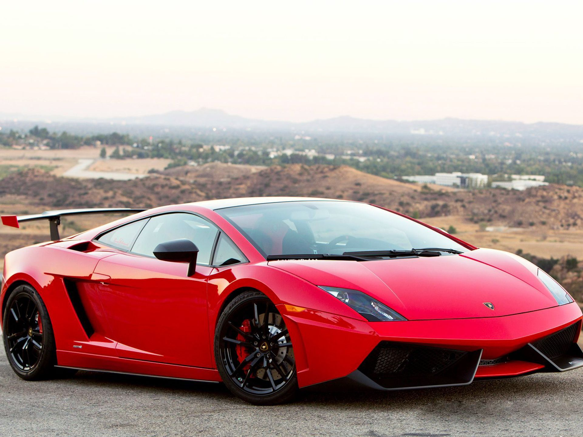 lamborghini gallardo lp570 4 super trofeo stradale coupe red