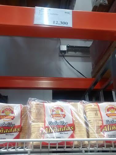 tostadas pricesmart bogota