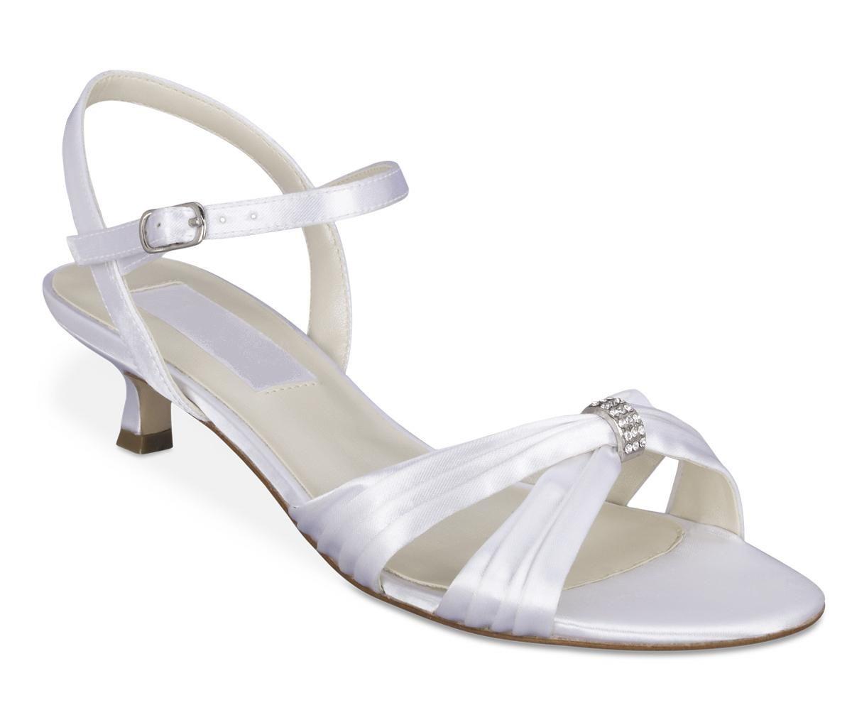 Low heel dress shoes for wedding  low heel wedding sandal  Weddings  Pinterest  Wedding Wedding