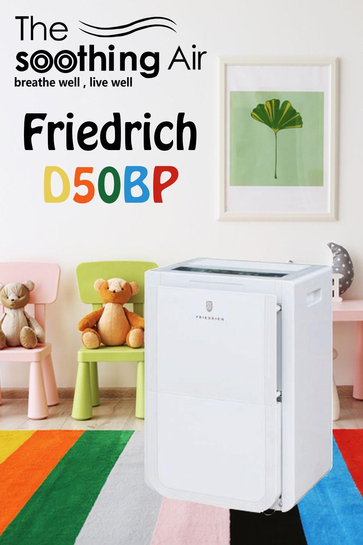 Friedrich D50BP 50 Pint Dehumidifier Review (Builtin