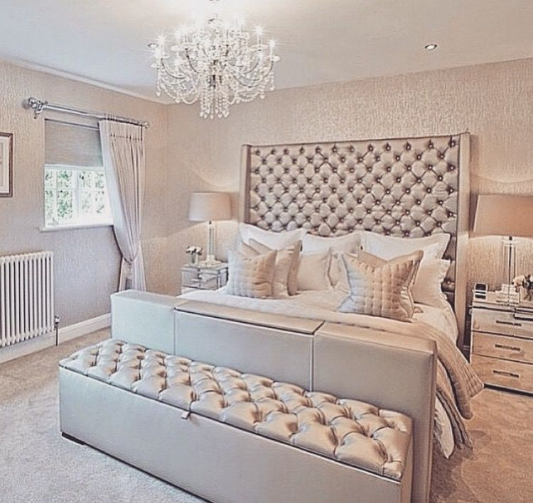 Colours Lighting Accessories Silver Bedroom Luxurious Bedrooms Bedroom Inspirations