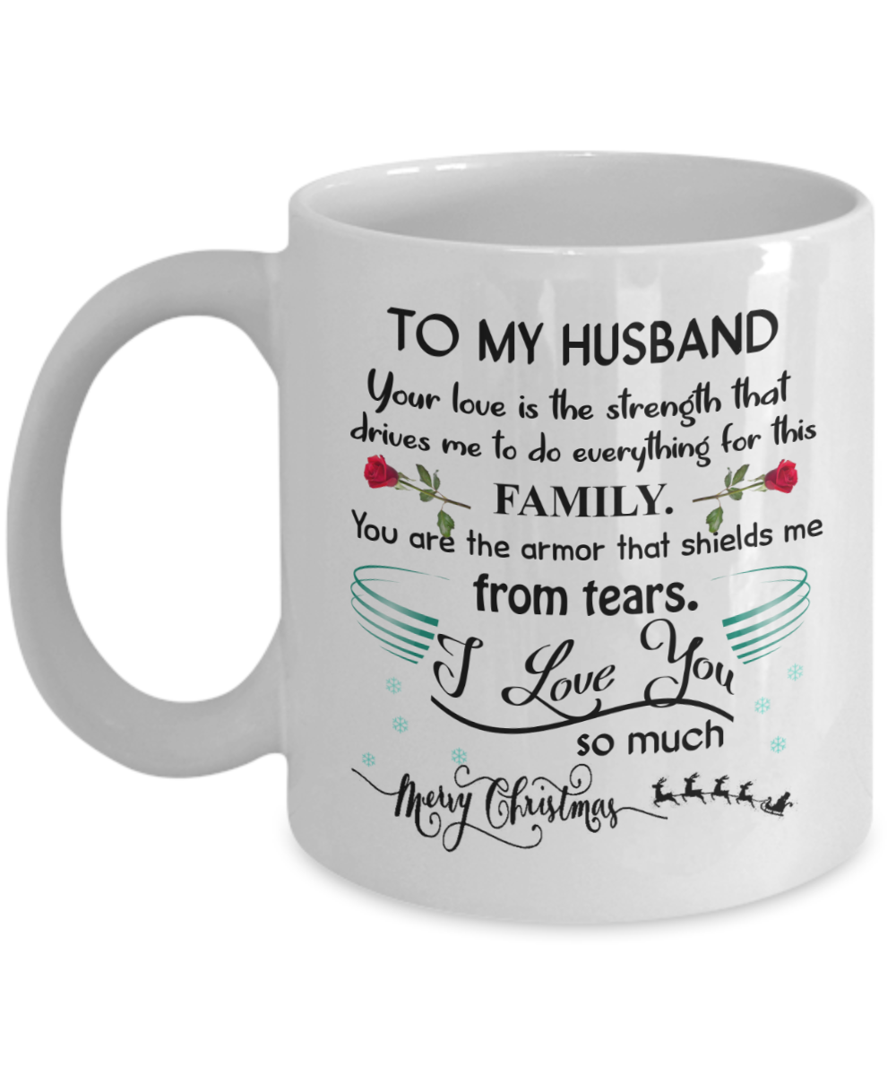 To My Husband Gift For Christmas 2018 Ideas Merry