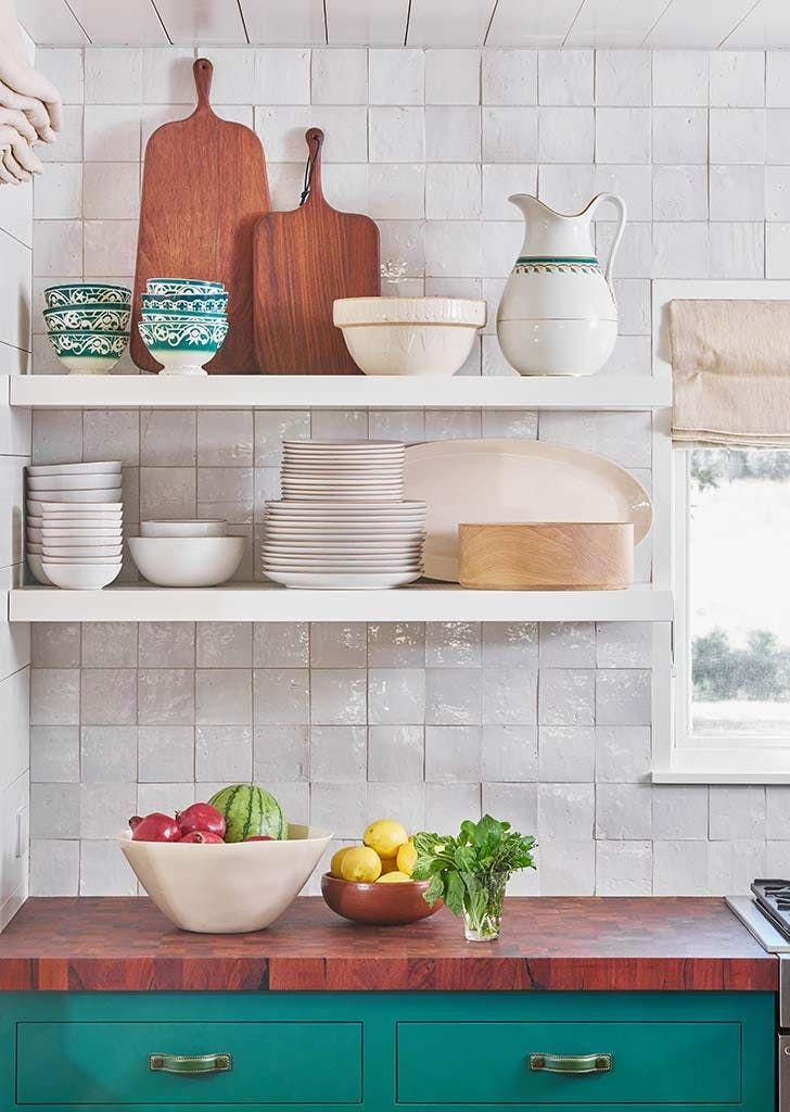 This Backsplash Trend Is Actually Totally Timeless