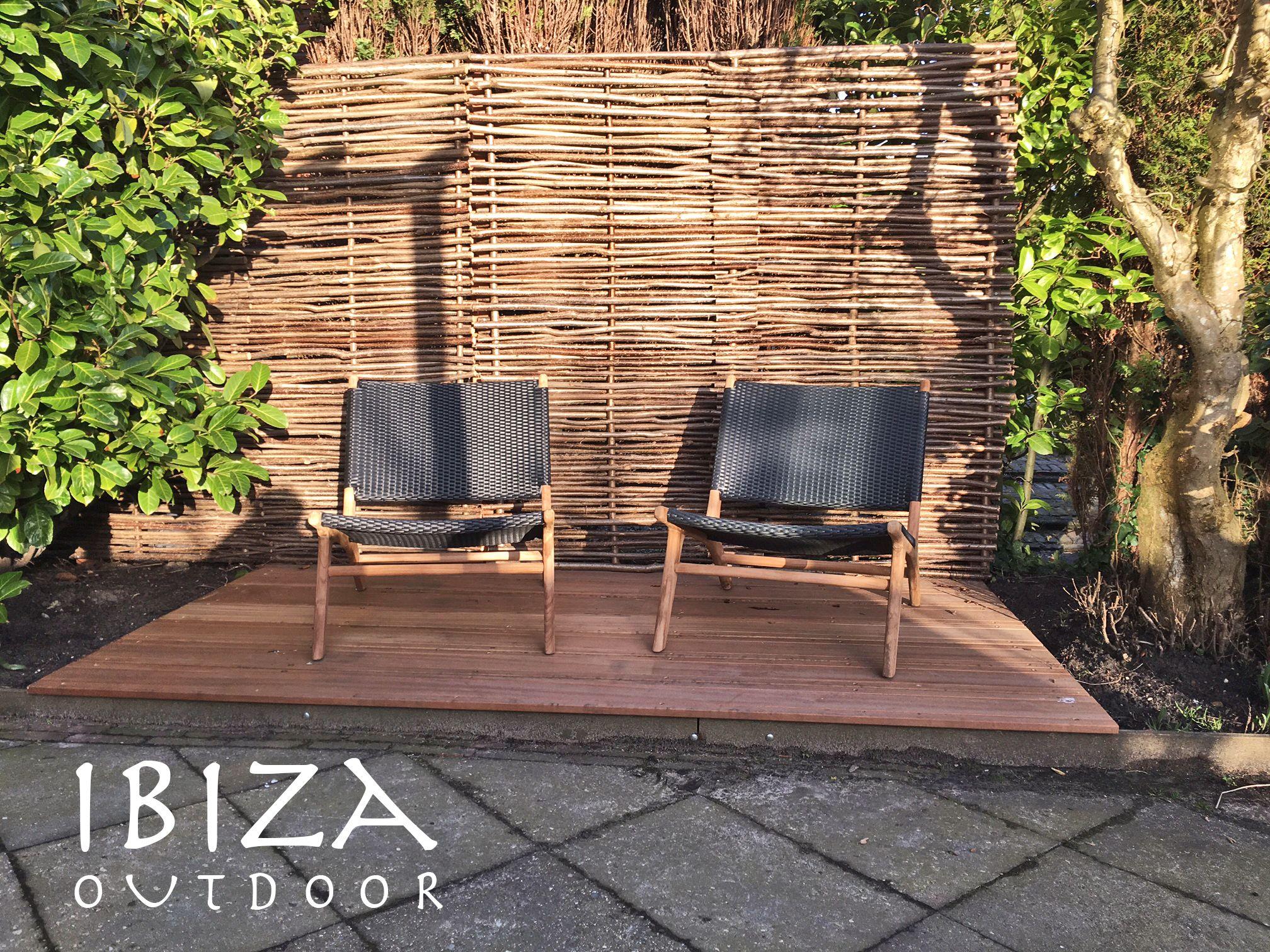 Lounge stoelen buiten beste borek horizon lage fauteuil for Stoelen voor buiten