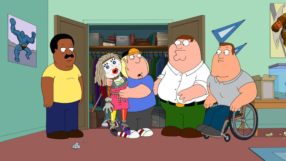 New Brian Family Guy Season Family Guy Season 13 Family Guy Peter Griffin