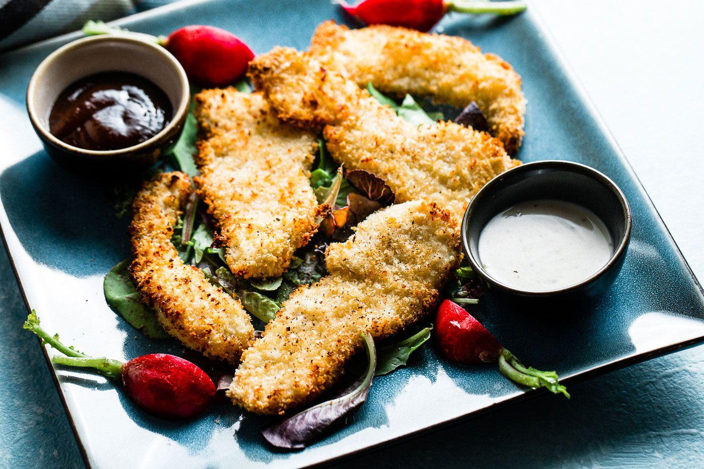 Crispy air fryer chicken tenders recipe recipe air