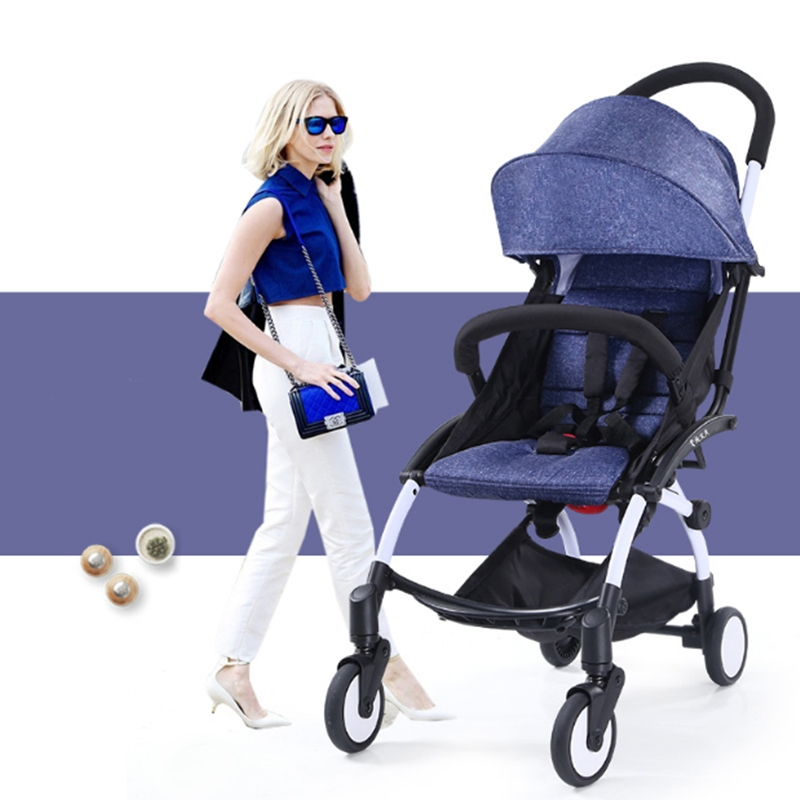 (129.36$)  Watch more here - http://aijig.worlditems.win/all/product.php?id=32760788292 - Foldable kinderwage baby poussette portable child stroller 3 in 1 hot Mommy stroller quality pram carritos de paseo para bebe