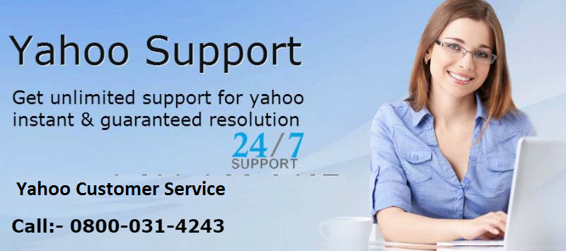 Looking for Yahoo customer service to fix issues by well