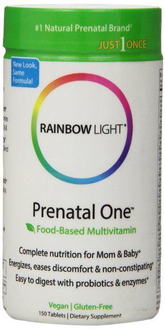 best organic prenatal vitamins reviews