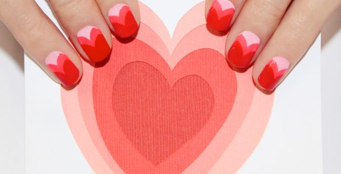 Valentine's Day Manicure Ideas