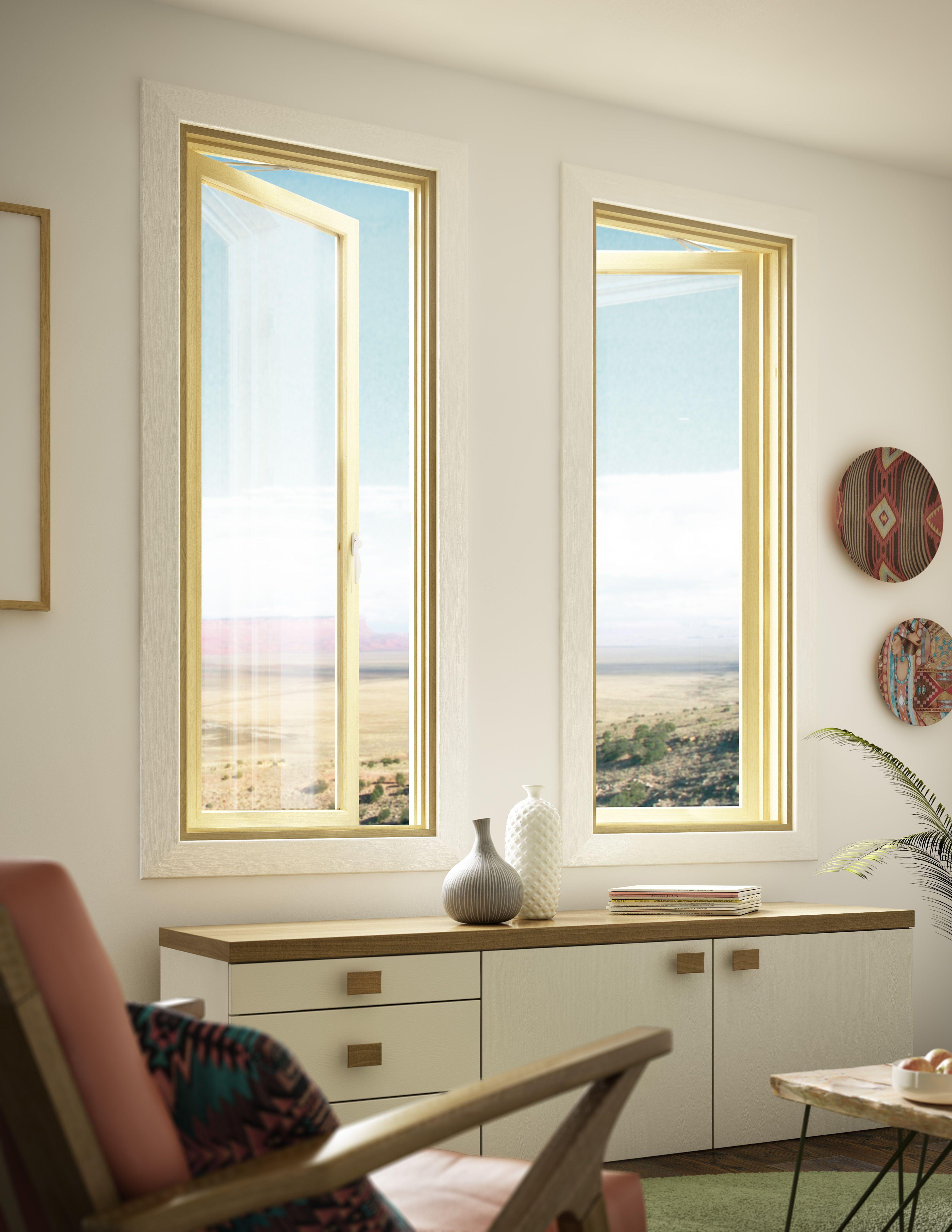 Jeld Wen Siteline Push Out Casement Window Room By Room
