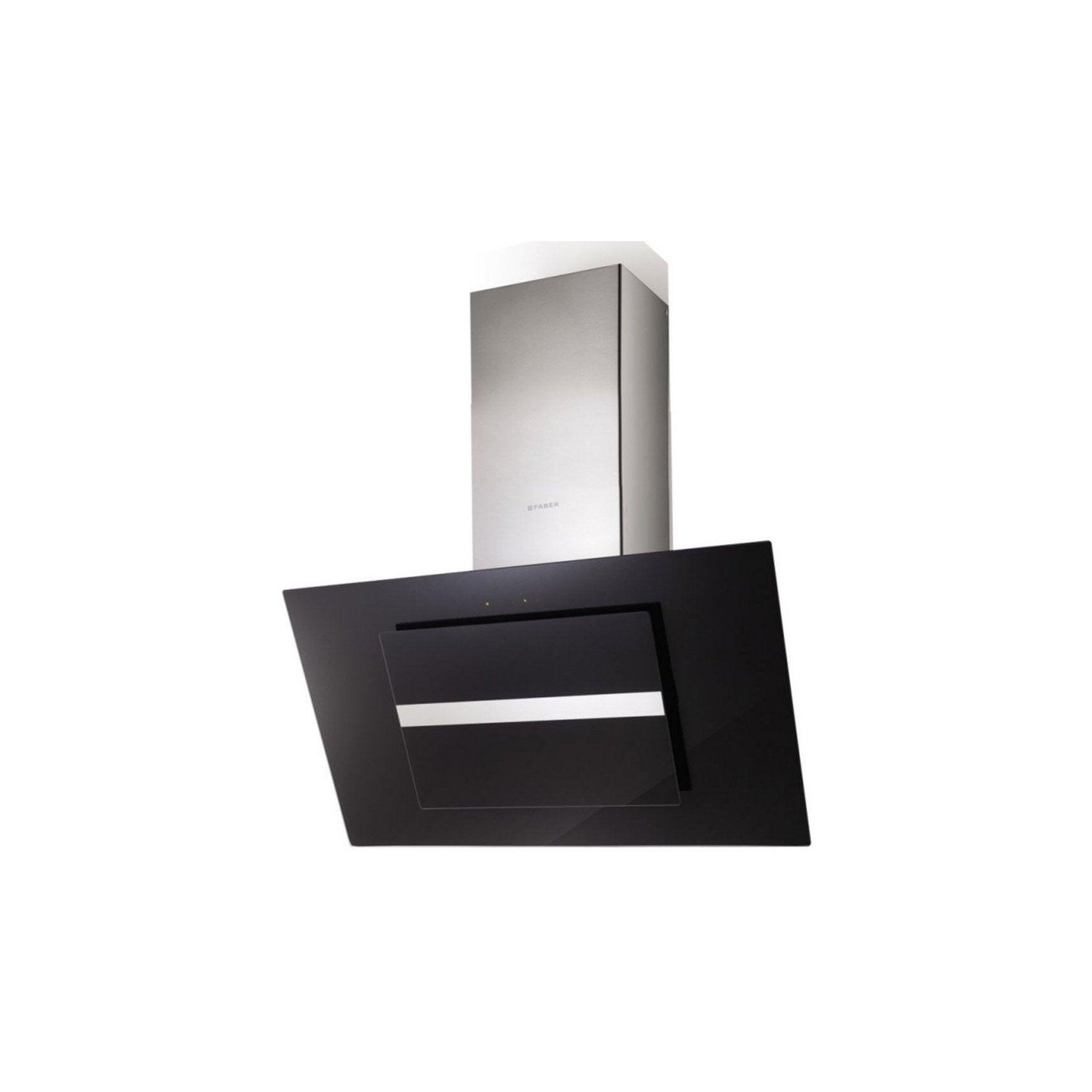 Hotte Groupe Aspirant L89 8 Cm Faber Northia 900 Noir Groupe