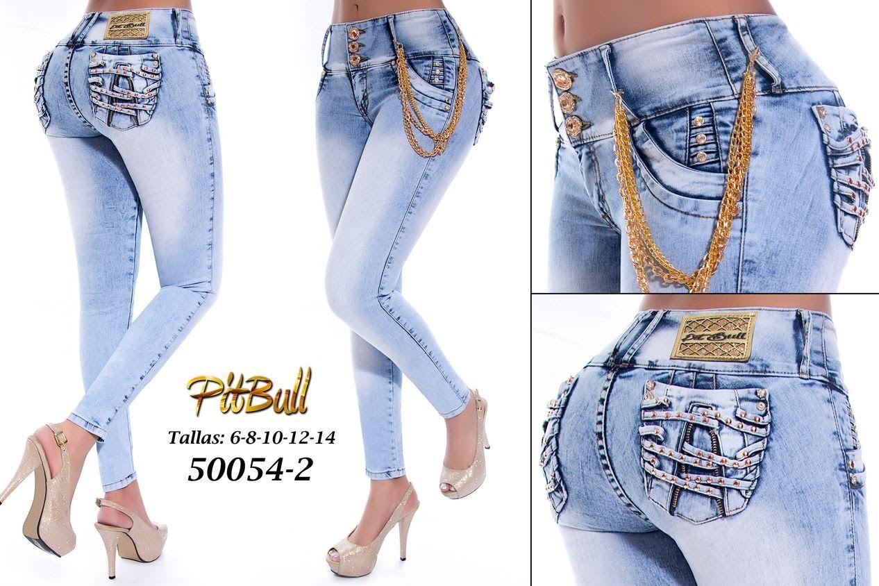 Nueva Colección De Pantalón Jeans Pitbull Pantalones Colombianos Jeans De Moda Ropa