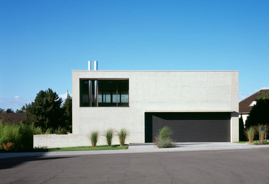 360°: Modernes Beton-Haus | Architecture, Arch and House