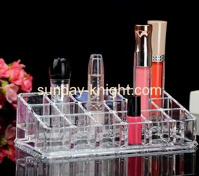 China Lucite Suppliers Custom Acrylic Lipstick Display Rack Display Enchanting Mac Lipstick Display Stand