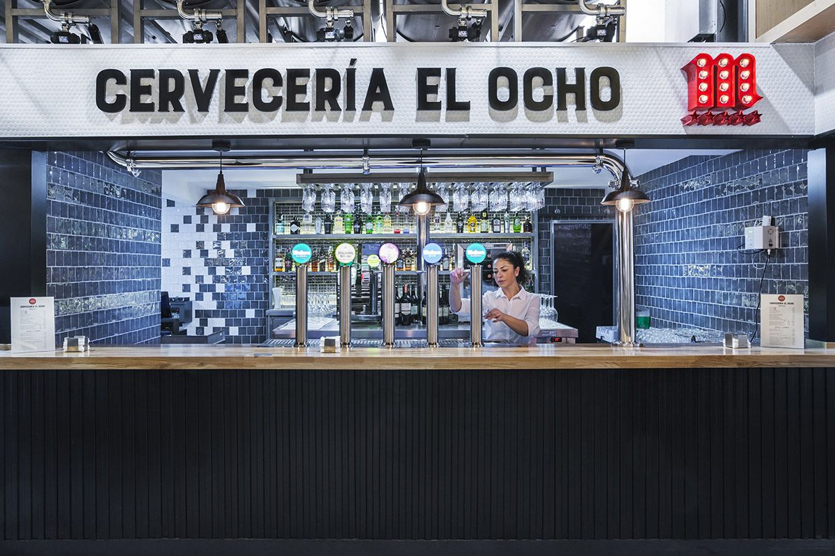 La Chispería de Chamberí - Mercado de Chamberí - Madrid