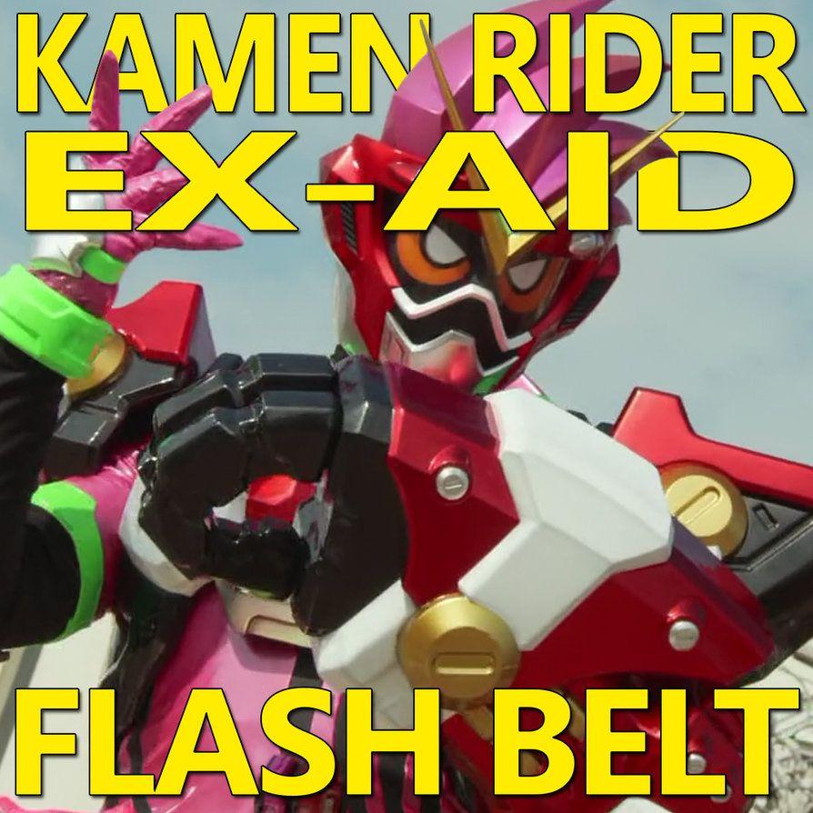 kamen rider ex aid belt apk
