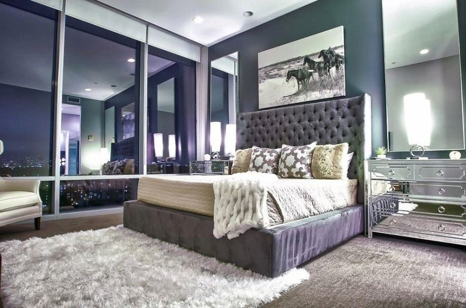 10 Shades of Grey Bedroom Ideas 10