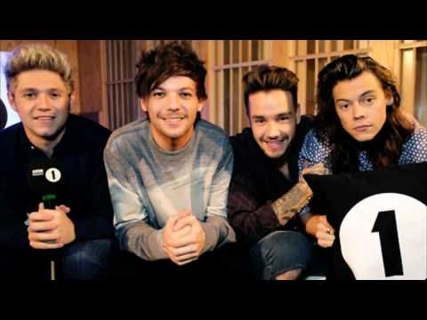 One Direction's interview with Greg James before Live Lounge - 12/11 - YouTube