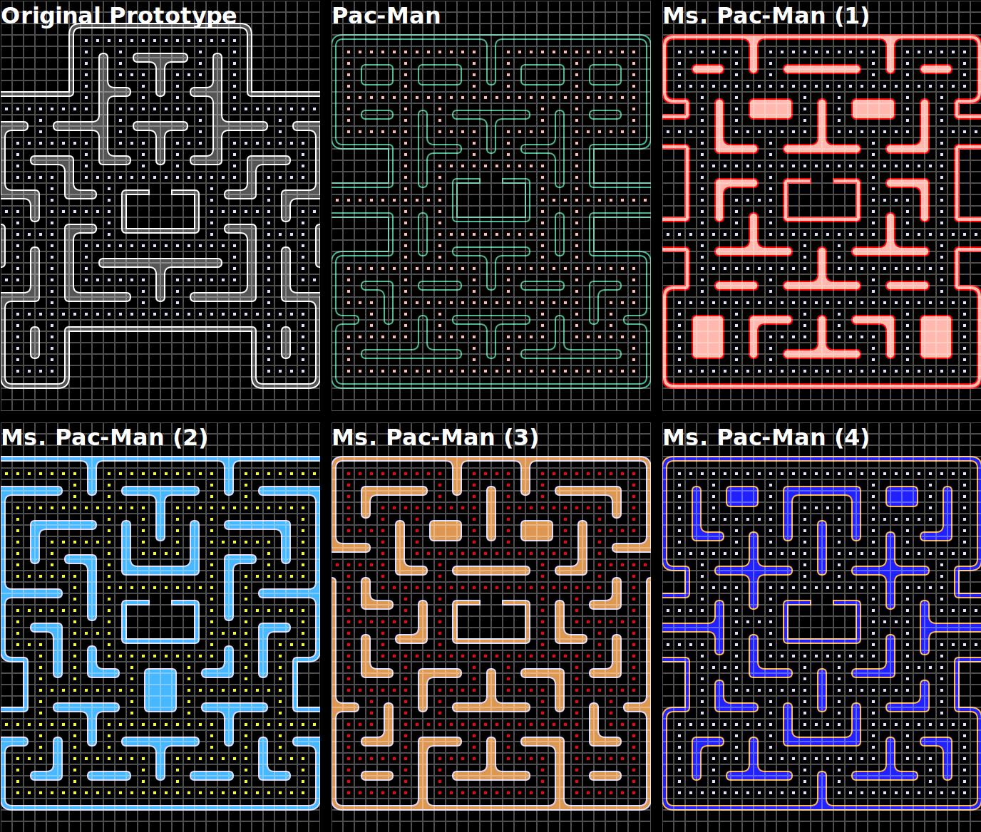 Mario Maze Worksheet