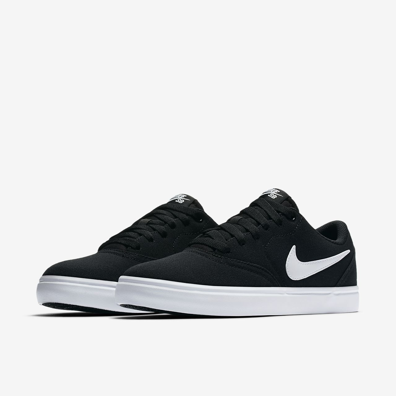 5cb83dce9 Nike Women s Skateboarding Shoe SB Check Solarsoft Canvas
