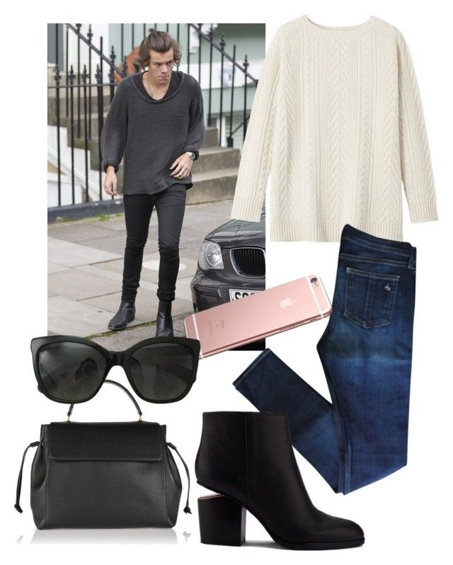 """""""London with Harry (best friend) """" by emma-horan-73 on Polyvore featuring mode, Toast, rag & bone, Alexander Wang, Lanvin et Chanel"""