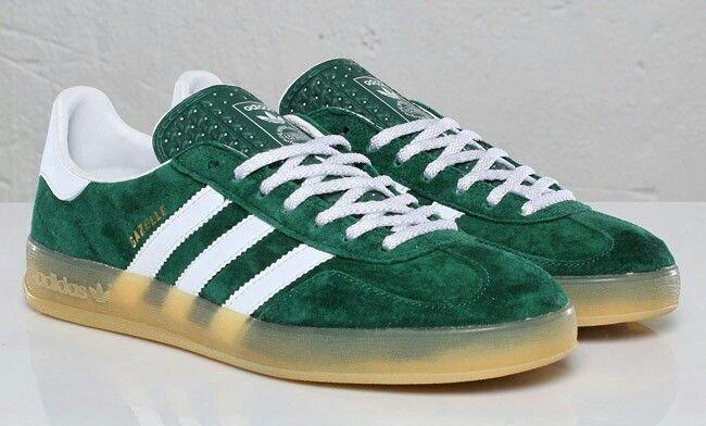adidas gazelle indoor verdi