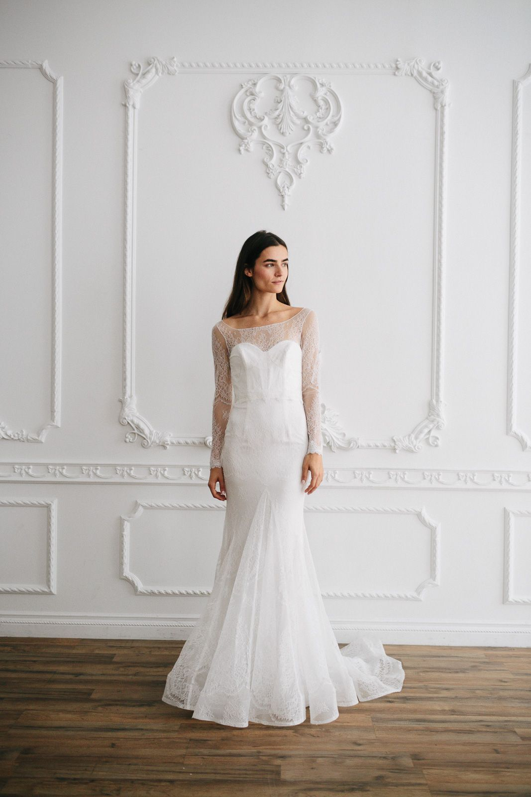 Anna Campbell Bridal Ceremony Collection | Milla Dress | Lovely ...