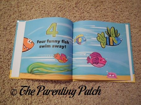 Let's Count Fish!' Book Review   Parenting Patch
