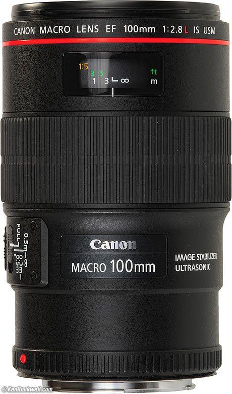 Canon 100mm F 2 8 L Is Macro Canon 100mm Macro