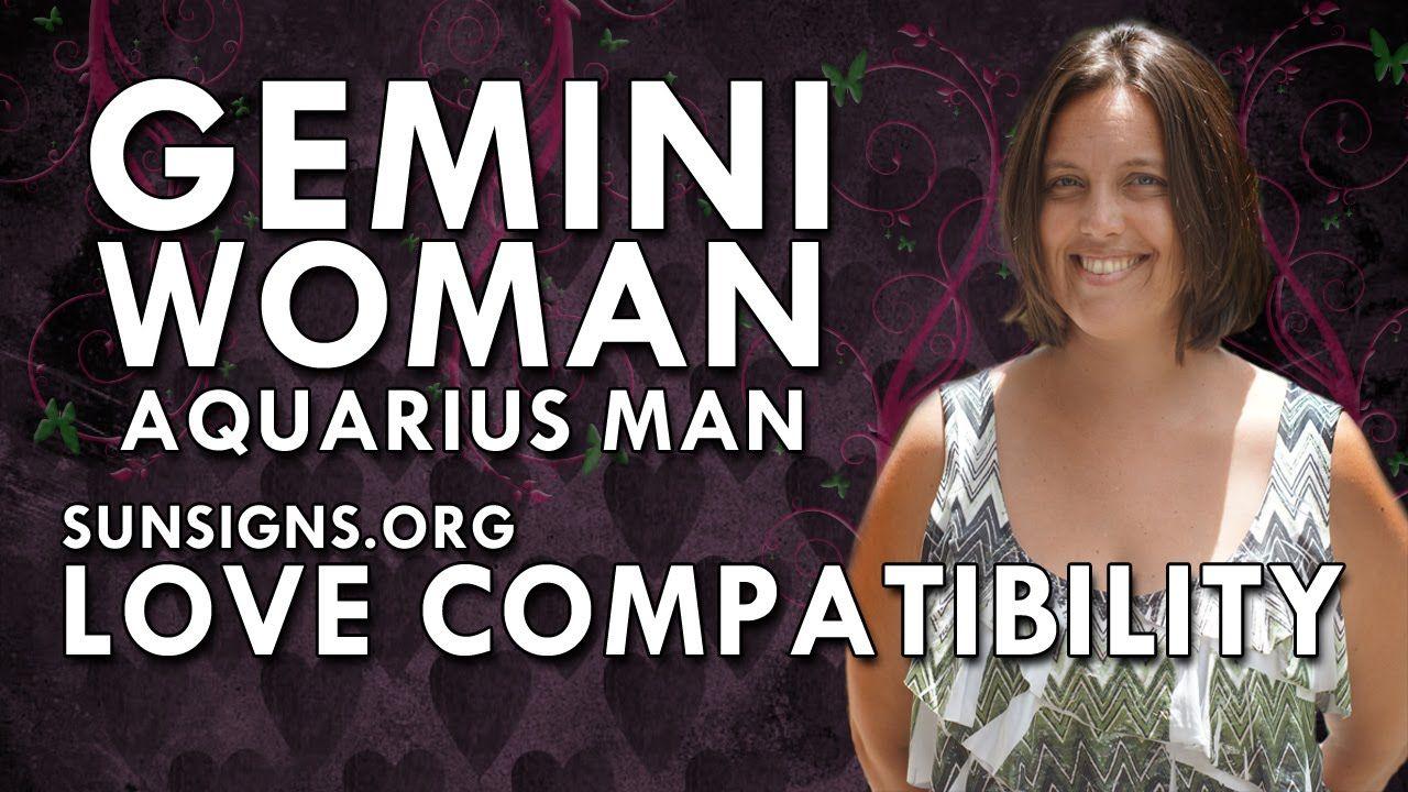 Gemini Woman Aquarius Man – A Match Made In Heaven | Free